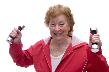 Exercise May Shield Older Women From Afib